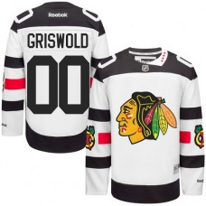 839049fba4a ... coupon green throwback griswold ccm stitched chicago blackhawks 00  clark griswold authentic white 2016 stadium series