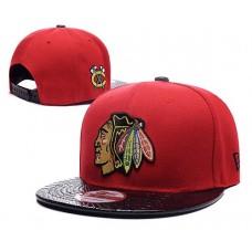 Chicago Blackhawks Stitched Snapback Hats 001