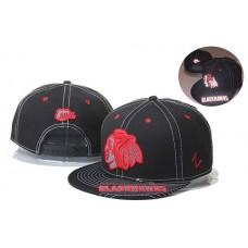 Chicago Blackhawks Stitched Snapback Hats 002