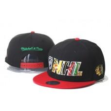 Chicago Blackhawks Stitched Snapback Hats 004