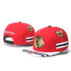 Chicago Blackhawks Stitched Snapback Hats 005