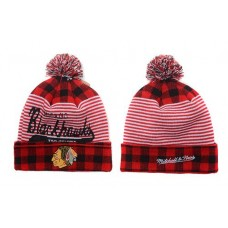 Chicago Blackhawks Stitched Knit Beanies Hats 020