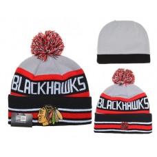 Chicago Blackhawks Stitched Knit Beanies Hats 022