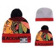 Chicago Blackhawks Stitched Knit Beanies Hats 025