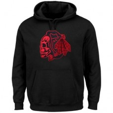 Chicago Blackhawks Black Hoodie